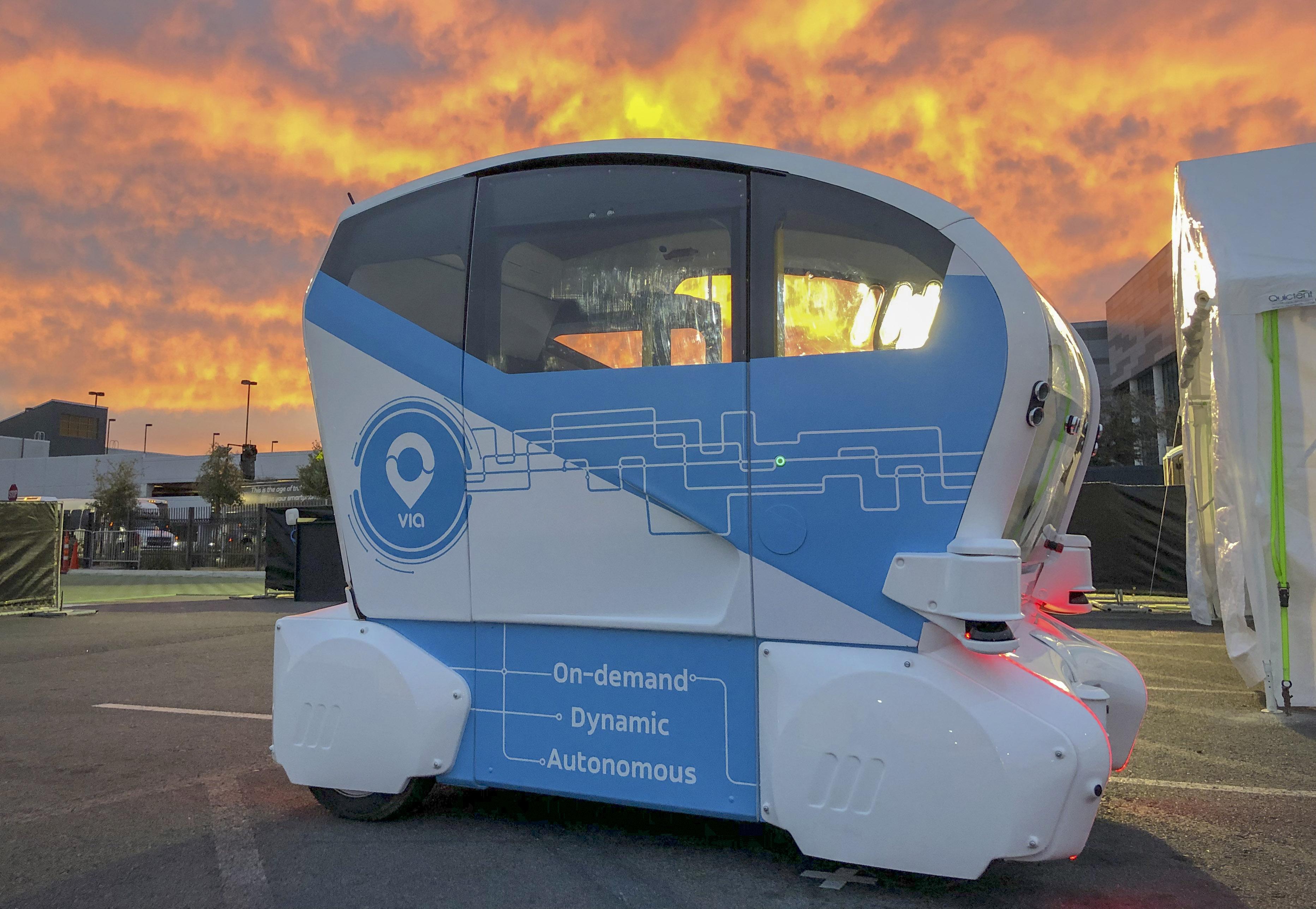 Autonomous Pod Car