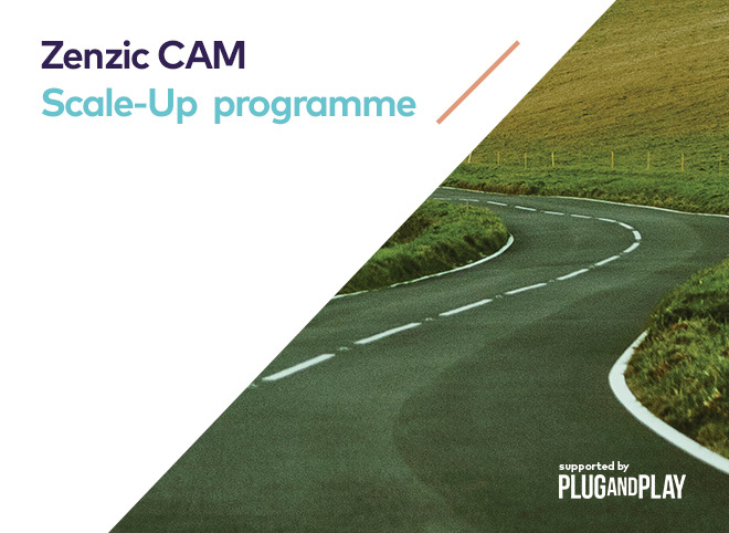 CAM Scale-Up programme