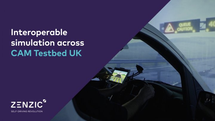 Creating a seamless CAM Testbed UK by proving the concept of interoperable simulation